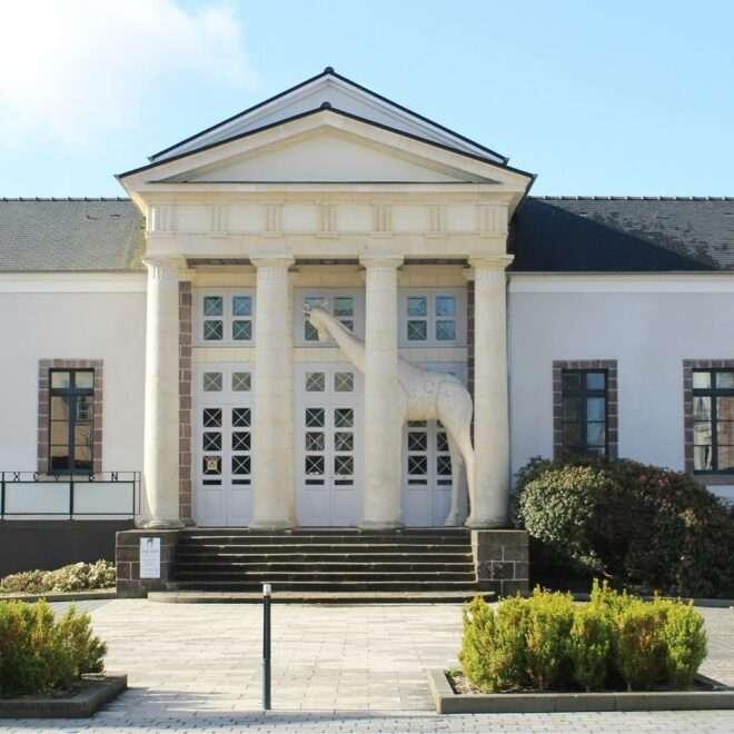 Médiathèque La Girafe - Montfort-sur-Meu