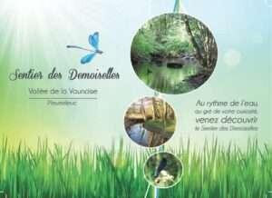 Sentier interprétation Sentier des Demoiselles à Pleumeleuc Destination Brocéliande_p1