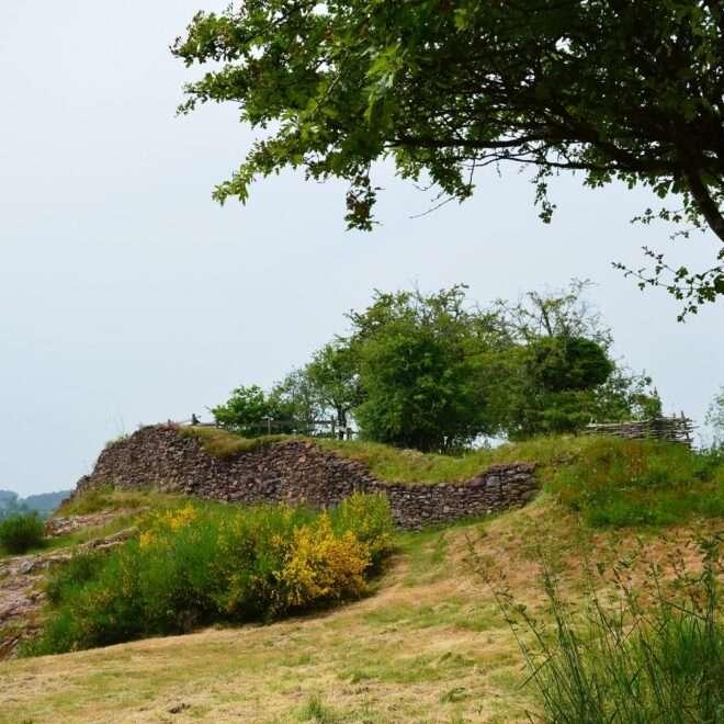 Domaine de Boutavent - vestiges