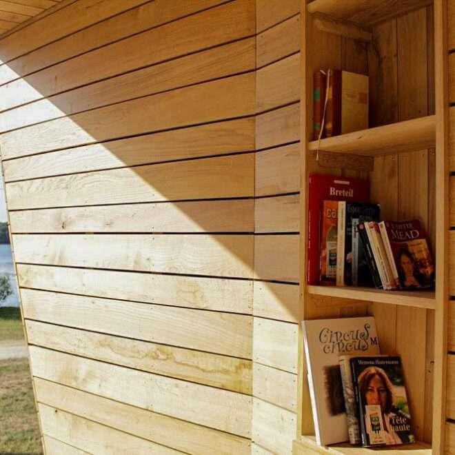 Boite à livres – Lac de Trémelin