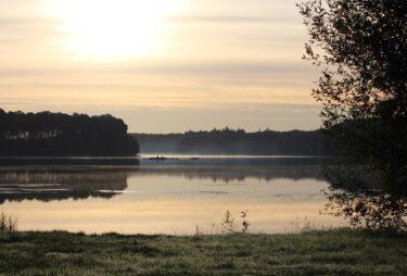 Lac de Trémelin - Levée du jour