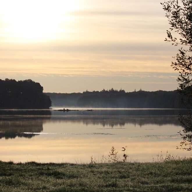 Lac de Trémelin – Levée du jour