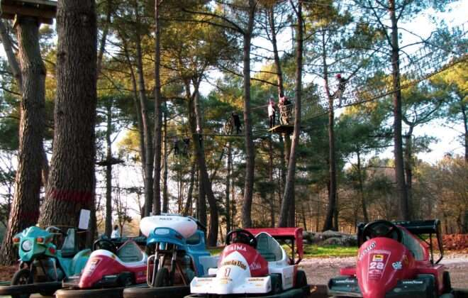 Loisirs à la carte – Mini voiture – Lac de Trémelin