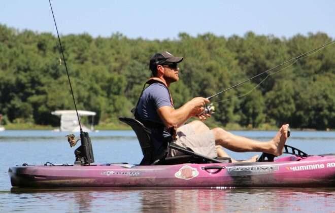 Pêcher au Lac de Trémelin