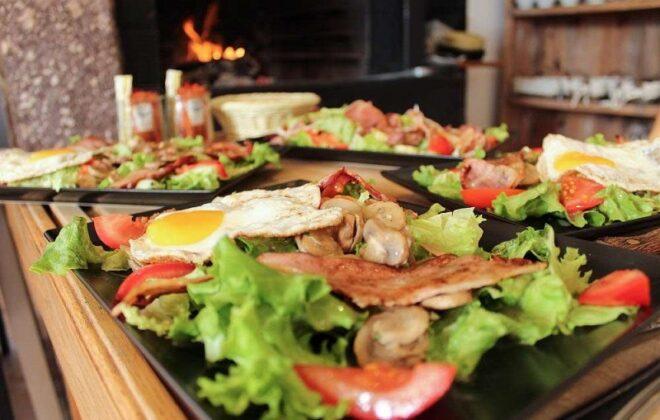 Restaurant L'auberge de la Grande Porte - Brochure restaurants