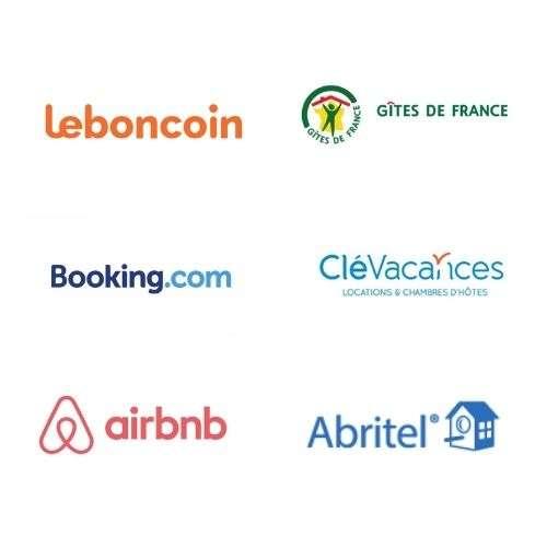 Plateformes de résa en ligne - taxe de séjour - office de tourisme Lac de Tremelin