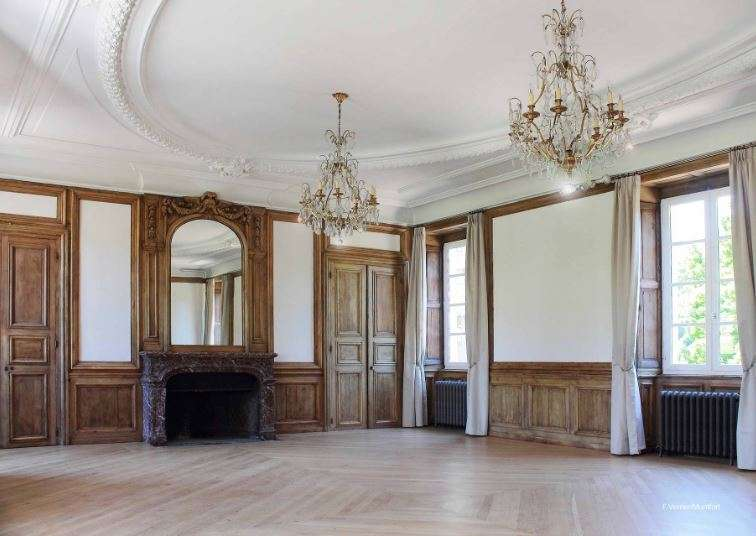 Les salons - Château de la chasse - espace événementiel1-min