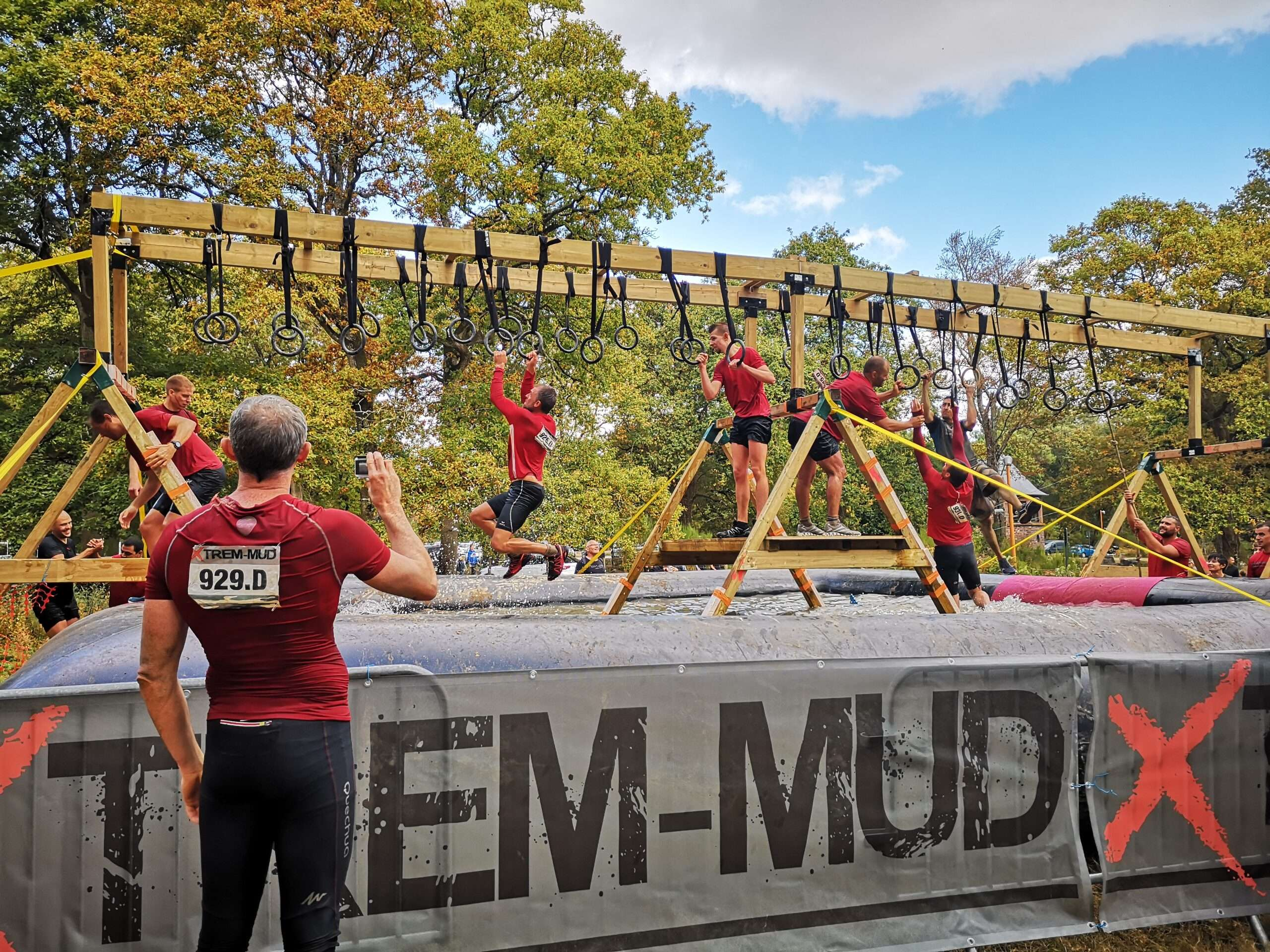 septembre sportif - X'Trem Mud - Lac de Trémelin